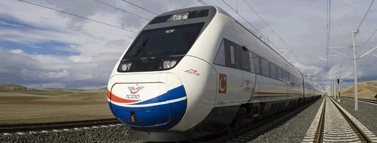 18 şehir yüksek hızlı demiryolu ağıyla bağlanıyor!