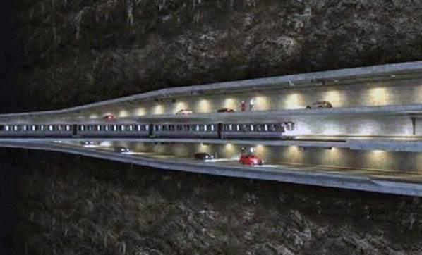 3 Katlı Büyük İstanbul Tüneli için 6 firmadan teklif!