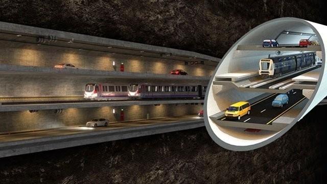 3 Katlı Büyük İstanbul Tüneli için ihale 2018'in başında yapılacak!