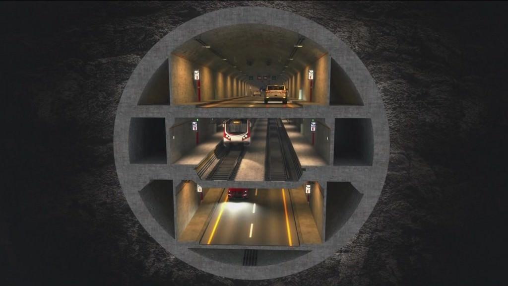 3 Katlı Büyük İstanbul Tüneli için zarflar yarın açılıyor!
