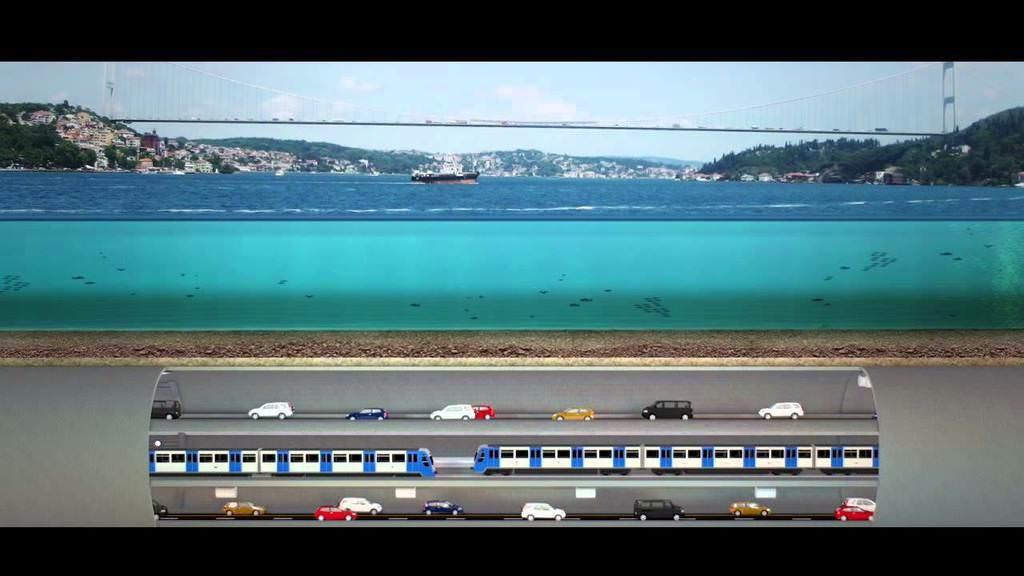3 Katlı Büyük İstanbul Tüneli'nin zarfları bugün açılıyor!
