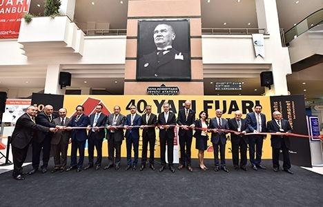 40. Yapı Fuarı – Turkeybuild İstanbul açıldı!