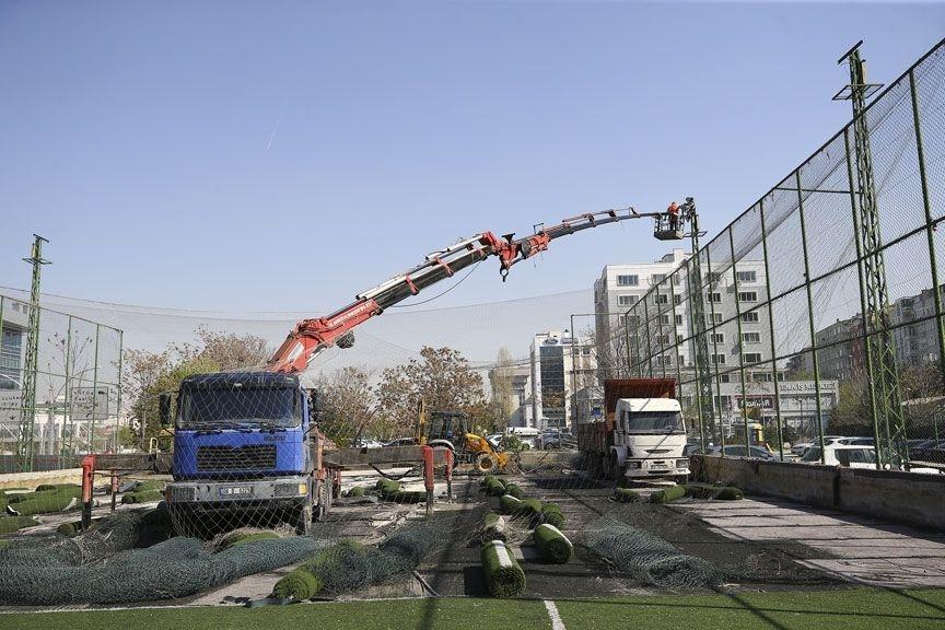 AKM-Kızılay Metro Hattı'nda çalışmalar sürüyor!