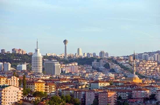 Ankara'da 4 mahallede kentsel dönüşüm devam ediyor!