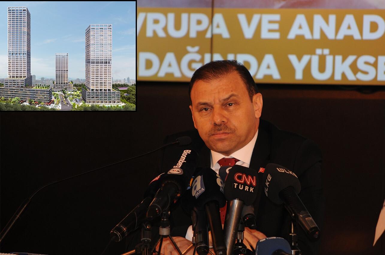 'Ataşehir Modern'in lansmanı yapıldı!