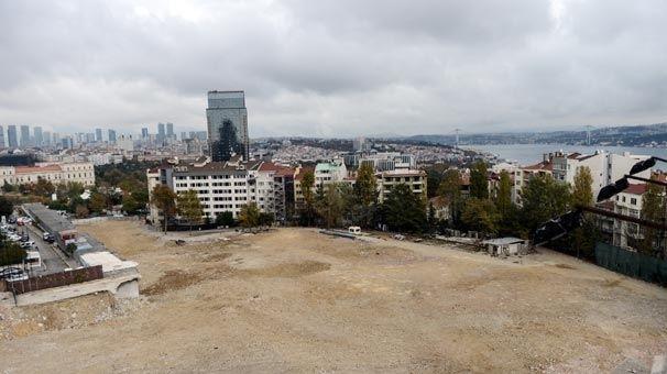 Atatürk Kültür Merkezi yıkım sonrası havadan görüntülendi!