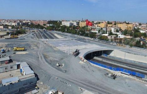 Avrasya Tüneli 20 Aralık'ta açılıyor!