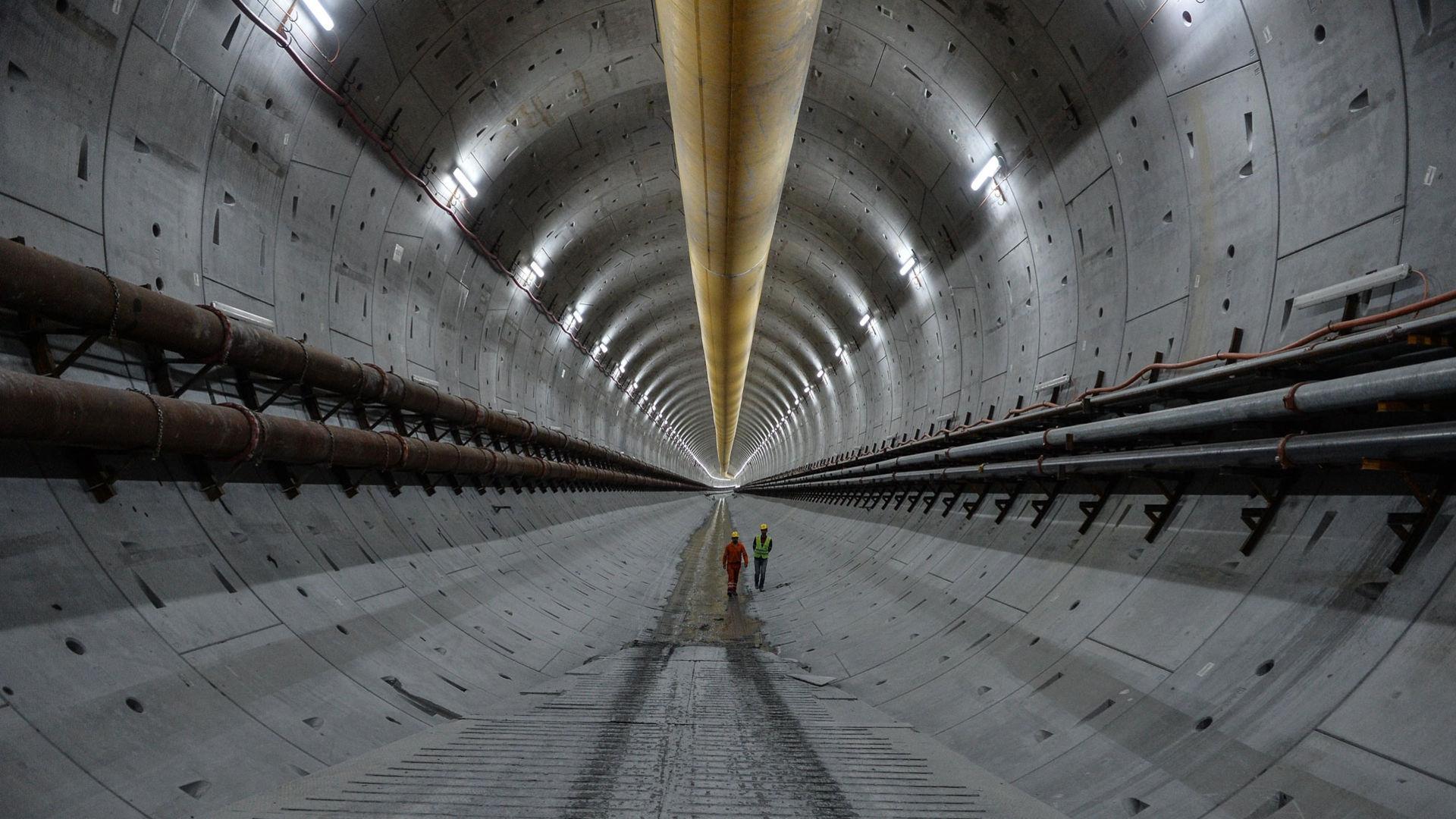 Avrasya Tüneli haftaya açılıyor!
