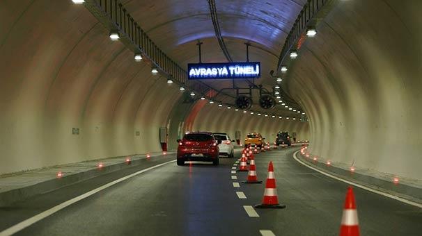 Avrasya Tüneli'nin 2017 geçiş ücretleri belli oldu!