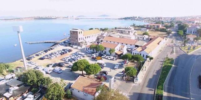 Ayvalık Kırlangıç Fabrikası Kültür Merkezi olacak!