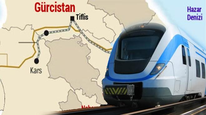 Bakü-Tiflis-Kars Demiryolu projesi bugün açılıyor!