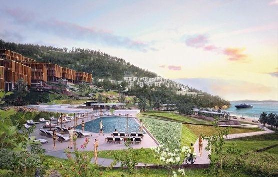 Barbaros Valley'de fiyatlar 690 bin Euro'dan başlıyor!