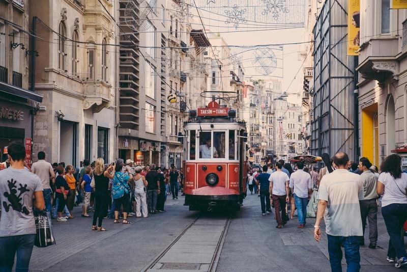 Beyoğlu Nostaljik Tramvay 31 Aralık'ta açılacak!