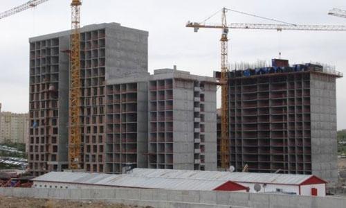 Bina inşaatı maliyet endeksi arttı!