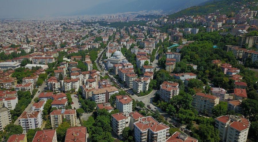 Bursa Kükürtlü Kentsel Dönüşüm Projesi başlıyor!