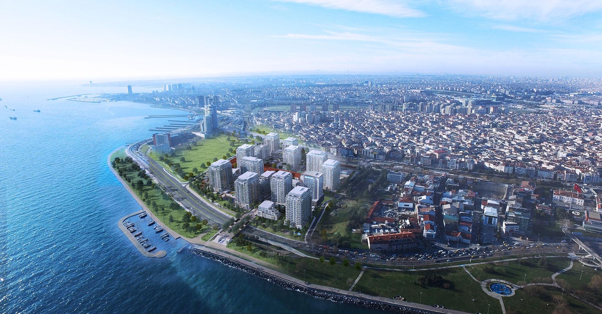 Büyükyalı İstanbul Yarımada Bloğu ön talepte!