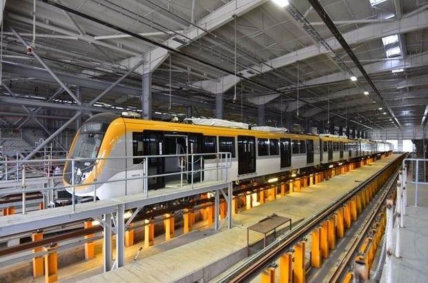 Çekmeköy-Yamanevler Metrosu'nda çalışmalar tamamlandı!