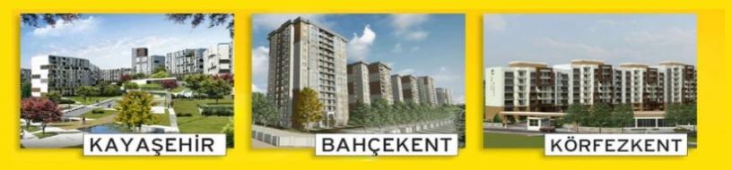 Çevre ve Şehircilik Bakanlığı konutları 8 Şubat'ta satışa çıkıyor!