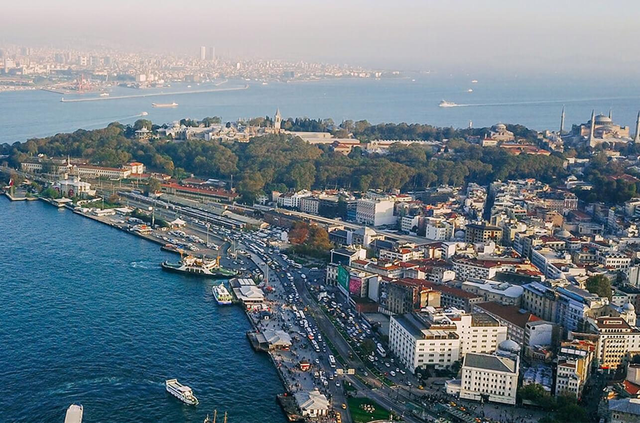 Çinliler gayrimenkulde gözlerini İstanbul'a dikti!