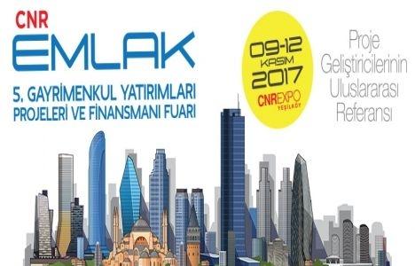 CNR Emlak Ankara 7 Eylül'de başlıyor!