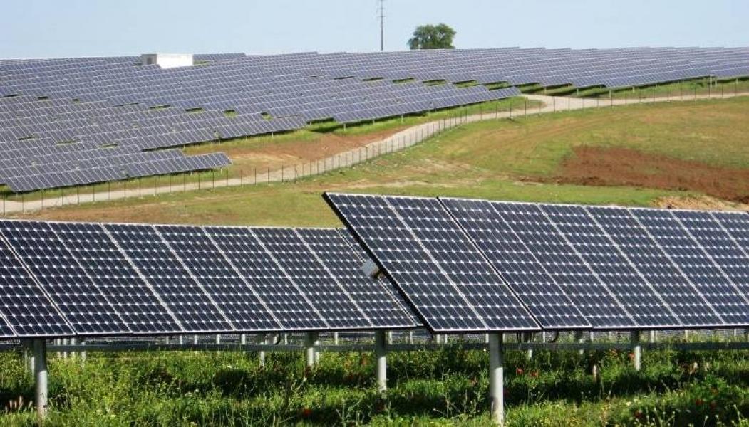 Doğal sit alanlarında güneş enerjisi santrali ilke kararı!