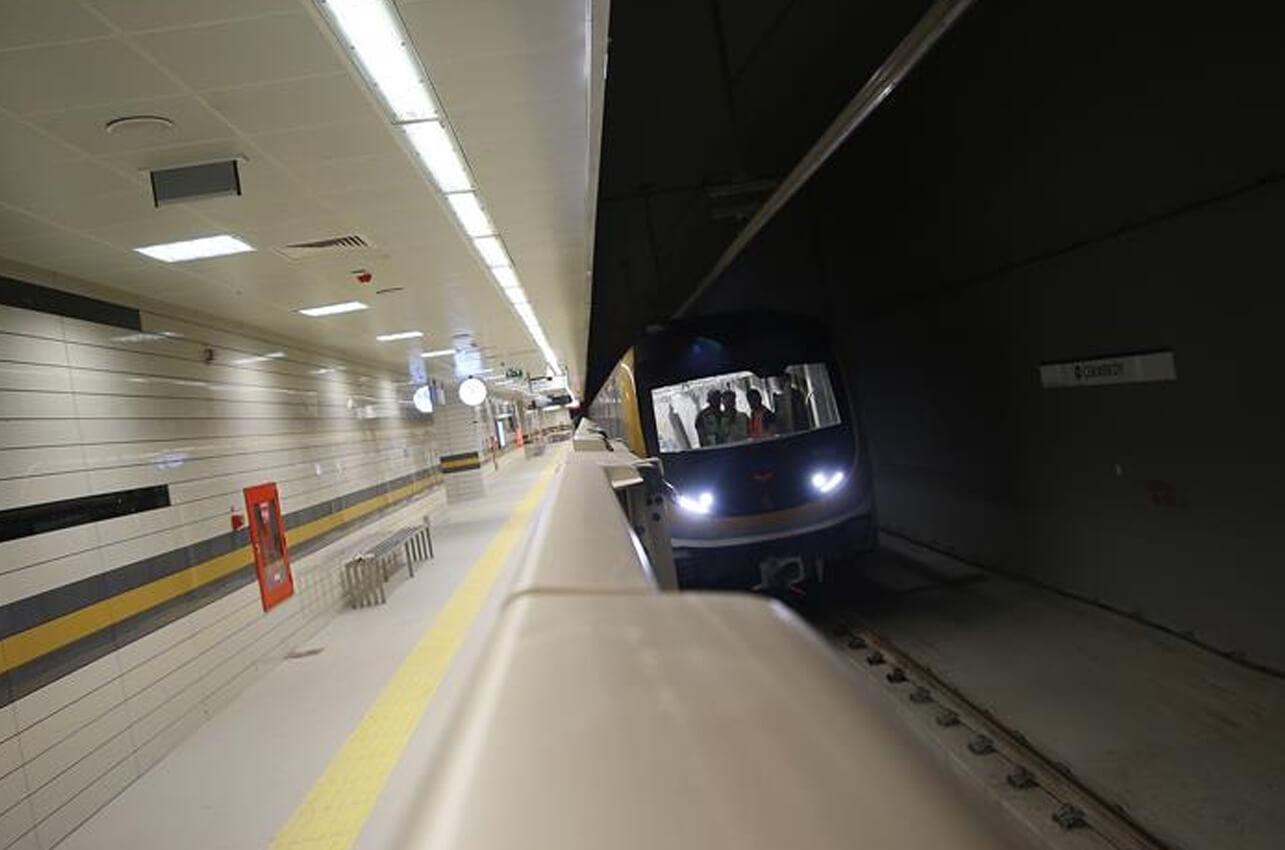 Dudullu-Bostancı Metro Hattı 2022'de açılıyor!