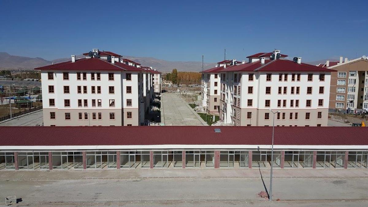 Erzurum Aziziye'de 126 konutun hak sahipleri belirlendi!