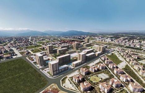 Evora Denizli'de dükkanlar 22 Mayıs'ta satışa çıkıyor!
