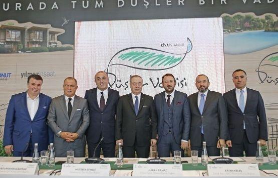 Galatasaray Düşler Vadisi Riva'da satışlar başladı!