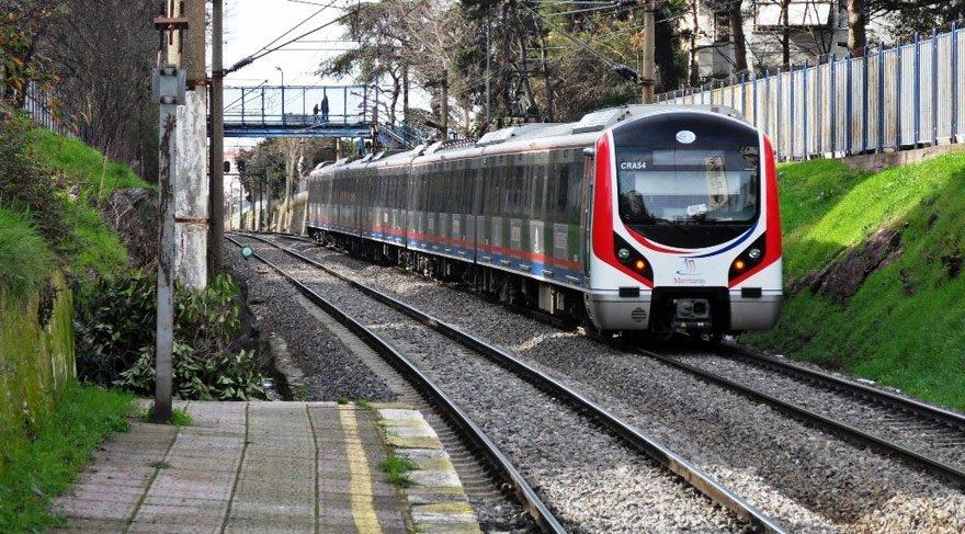 Gebze-Halkalı demiryolu hattının yüzde 80'i tamam!