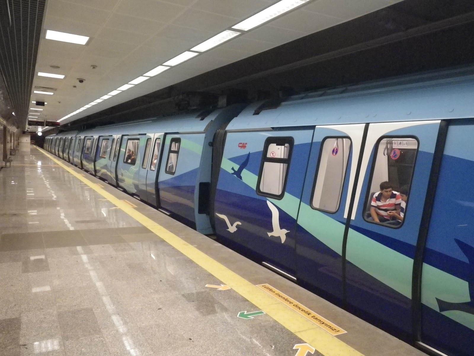 Göztepe-Ataşehir-Ümraniye Metrosu'nun inşaatı bu ay başlıyor!