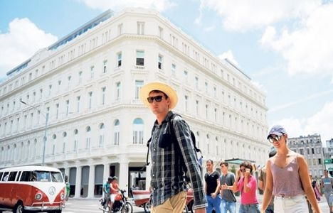 Gran Hotel Manzana Küba'da açıldı!