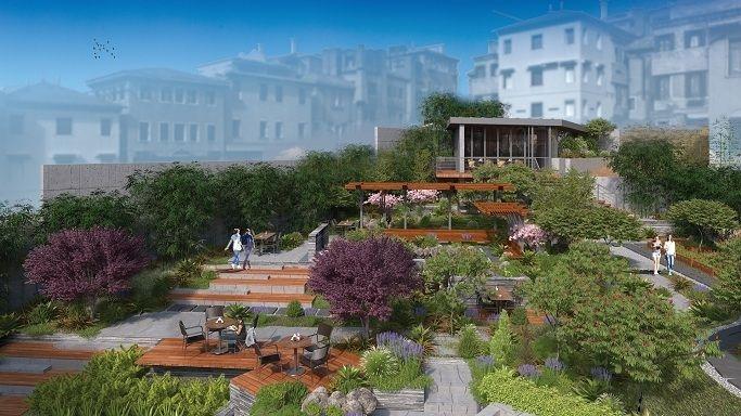 Hacımimi Gardens'ta fiyatlar 400 bin dolardan başlıyor!