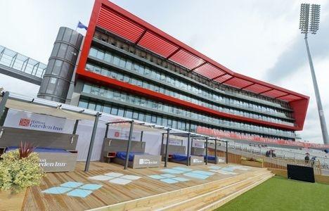 Hilton Garden Inn, Emirates Old Trafford'ta otel açtı!