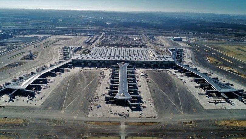 İstanbul Havalimanı o bölgeleri uçurdu!