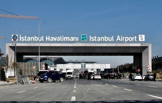 İstanbul Yeni Havalimanı'nın adı İstanbul Airport mu oldu?