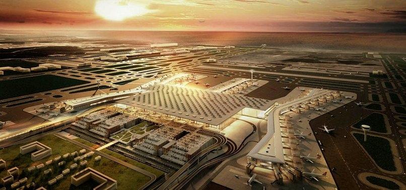 İstanbul Yeni Havalimanı'nın ulaşım ihalesi iptal edildi!