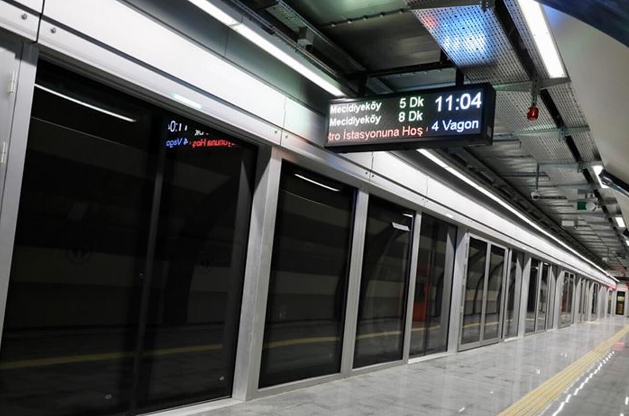 İstanbul'a 91 kilometrelik yeni metro hattı müjdesi!