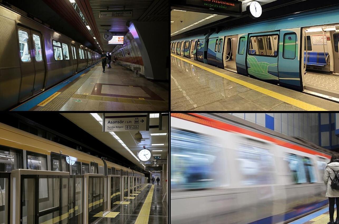 İstanbul'da hangi metrolar proje aşamasında?