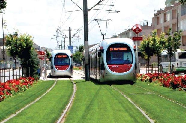 İzmir Konak Tramvayı çalışmaları devam ediyor!