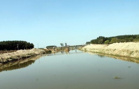 Kanal Edirne projesinin yüzde 90'ı tamam!