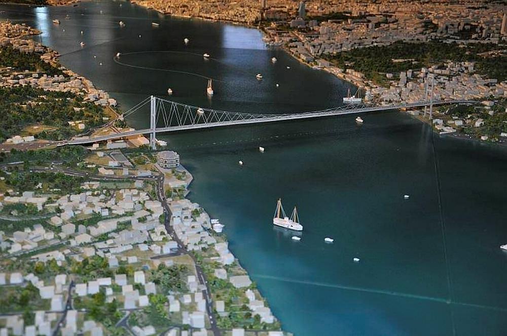 Kanal İstanbul hafriyatıyla adalar kurulacak!