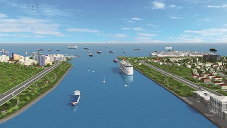 Kanal İstanbul ile gayrimenkul fiyatları yükseldi!