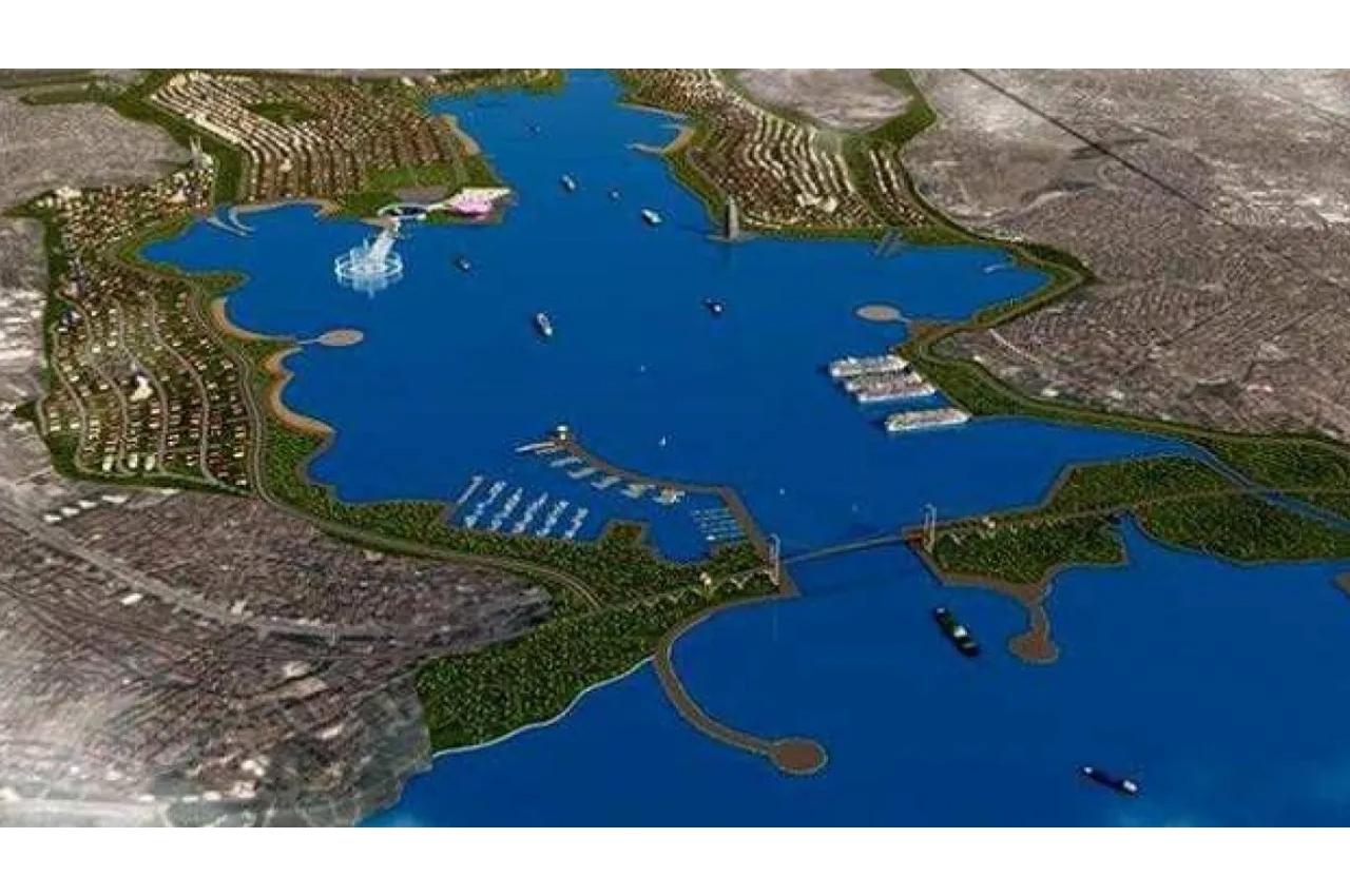 Kanal İstanbul'un ilk ihalesi yapıldı!