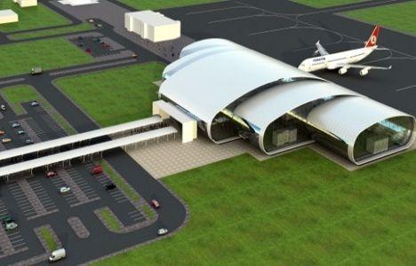 Karaman Havalimanı Yüksek Planlama kurulu kararı için imzaya açıldı!