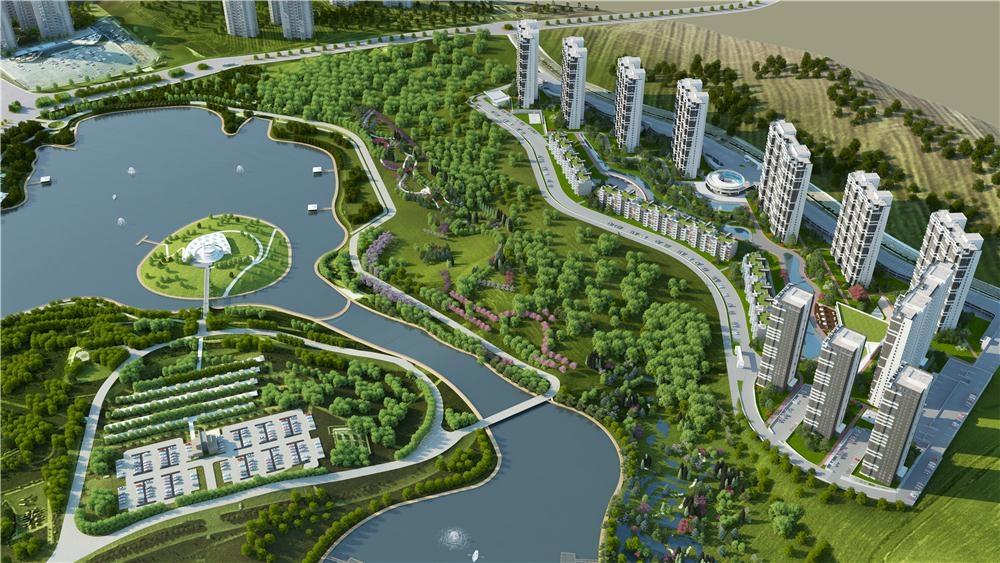 Kaşmir Yapı 2017'de iki yeni proje yapacak!