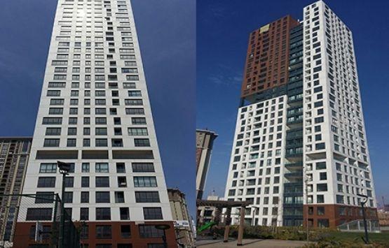 Kayaşehir Emlak Konut Evleri'nin Kule Residence bloğu satışa çıktı!