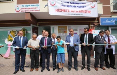 Kayseri Melikgazi sosyal tesisi açılıyor!