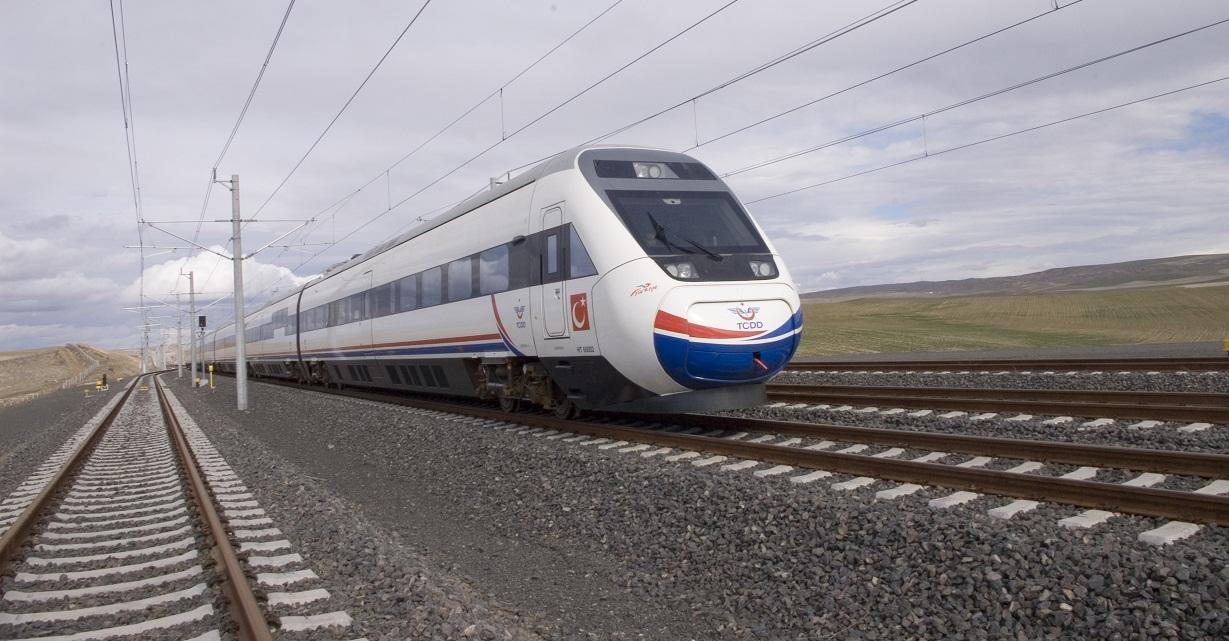 Kayseri-Nevşehir-Aksaray-Konya-Antalya Hızlı Treni geliyor!