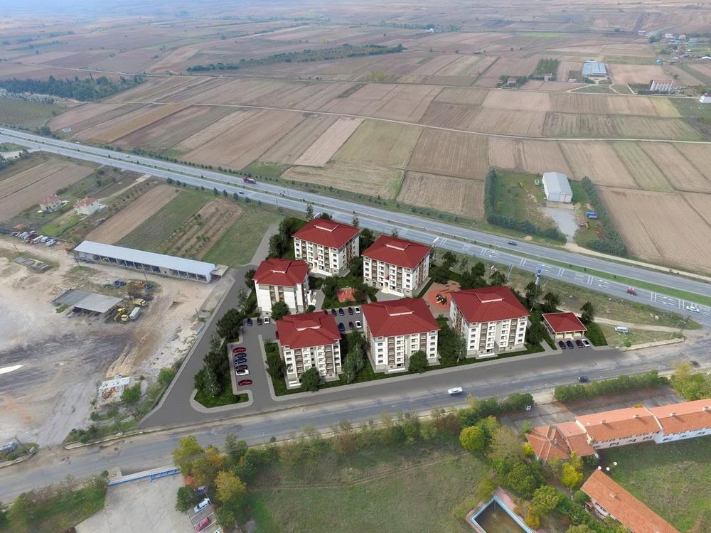 Kırklareli Kavaklı'ya yöresel mimaride 119 konut!